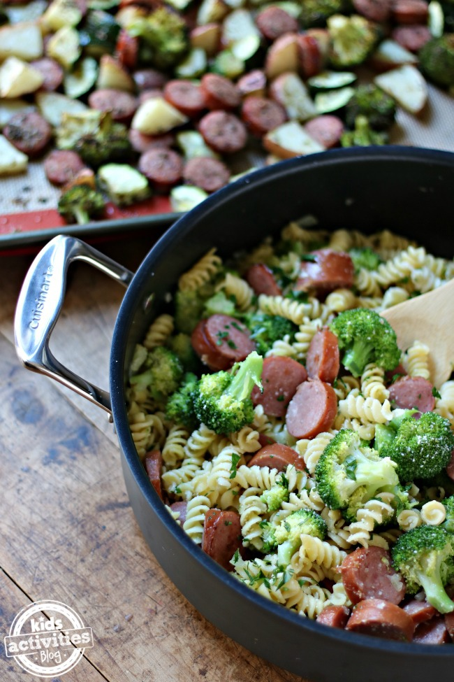 5 One-Pot Sausage Dinners