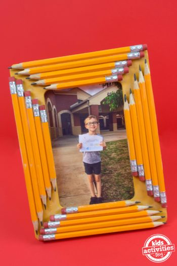 Back-to-School Picture Frame