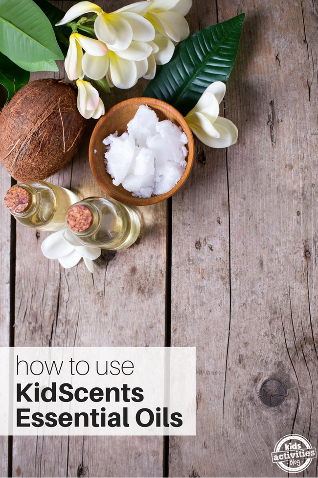 What are KidScents Essential Oils?