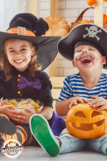 Halloween Ideas for Kids - Recipes, Crafts, Activities, Costumes, and More!