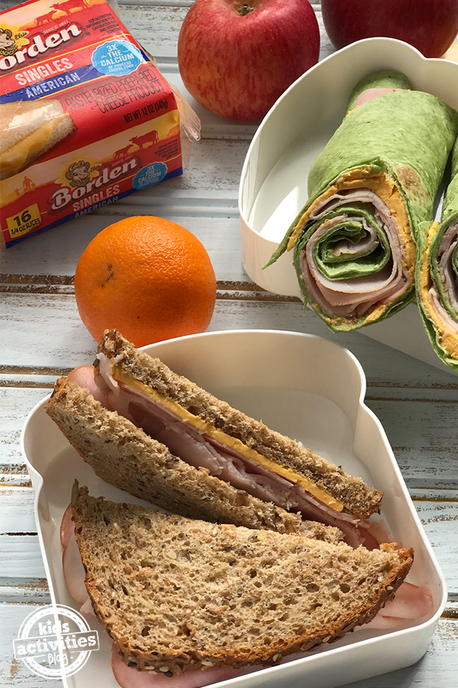 Easy School Lunches Kids Love