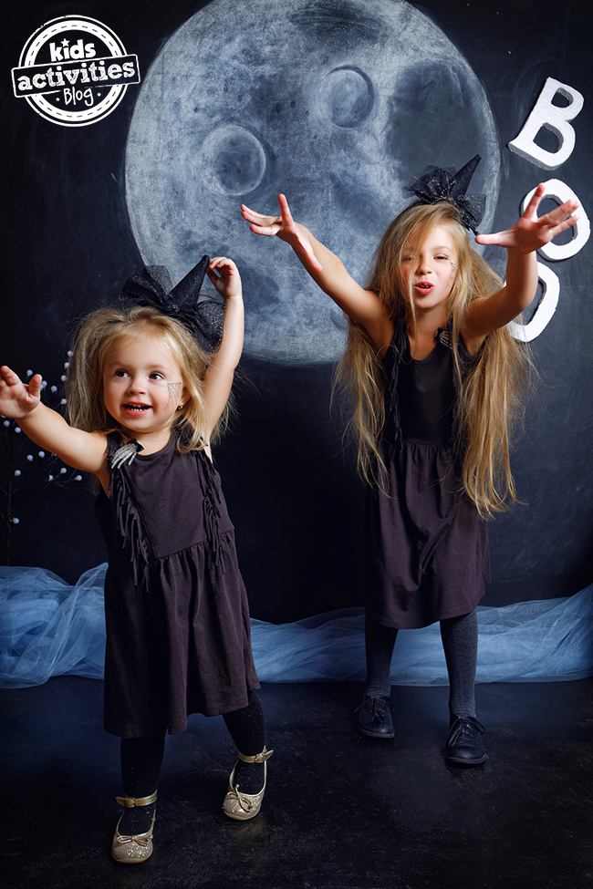 How to Keep Kids From Being Scared on Halloween Night