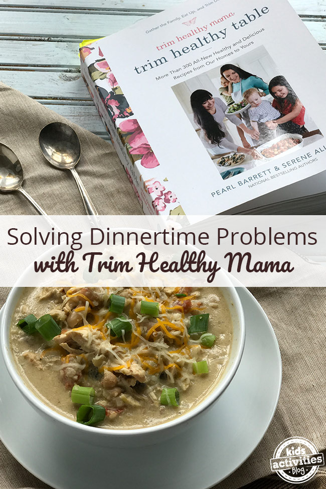 Solving Dinnertime Problems with Trim Healthy Mama