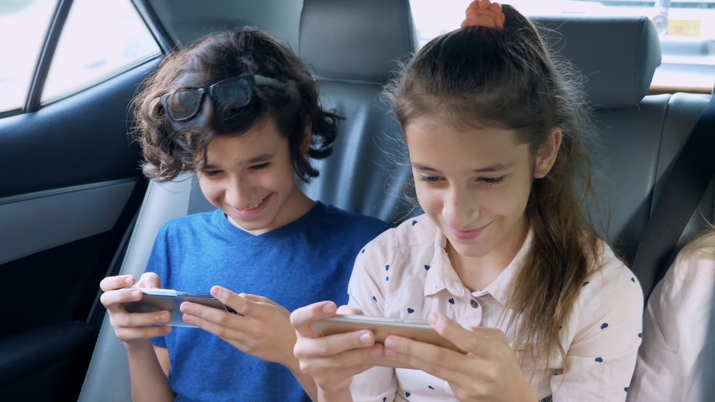 Road Trip Bingo Apps for Kids