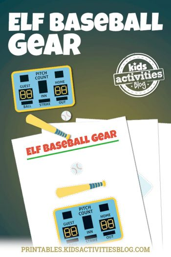 Elf Baseball Gear
