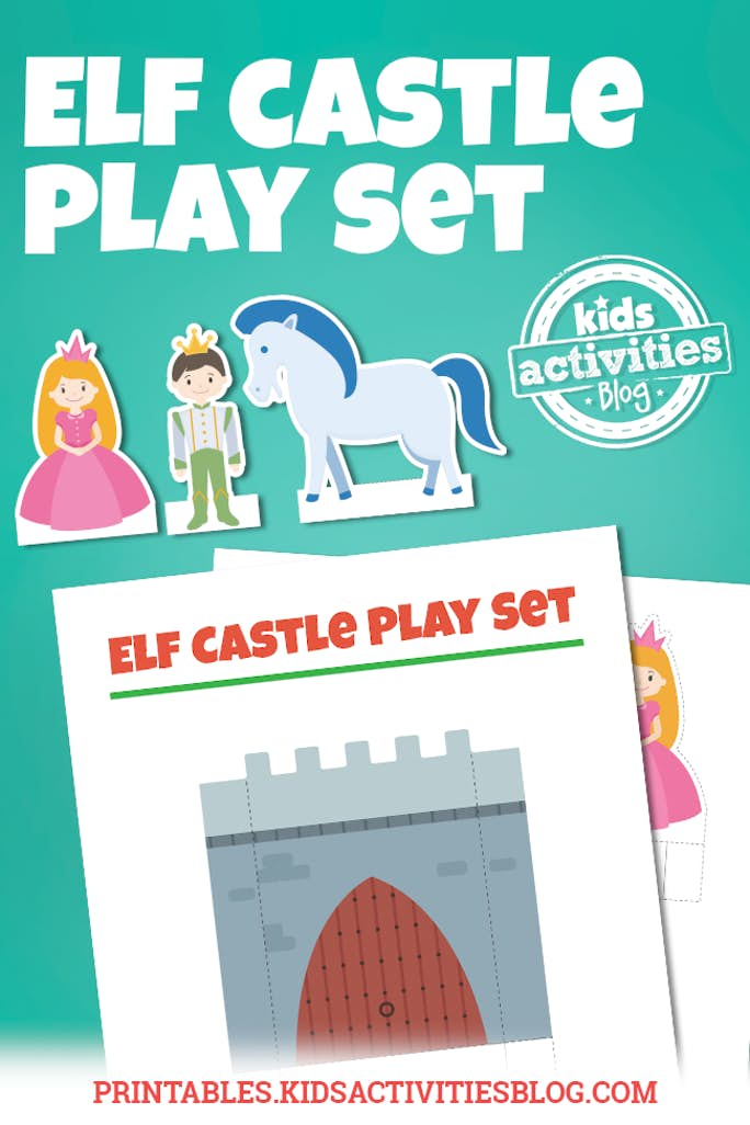 Elf Castle Play Set