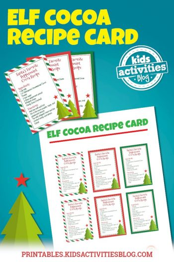 Elf Cocoa Recipe