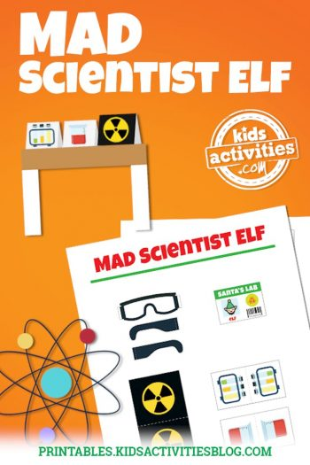Mad Scientist Elf