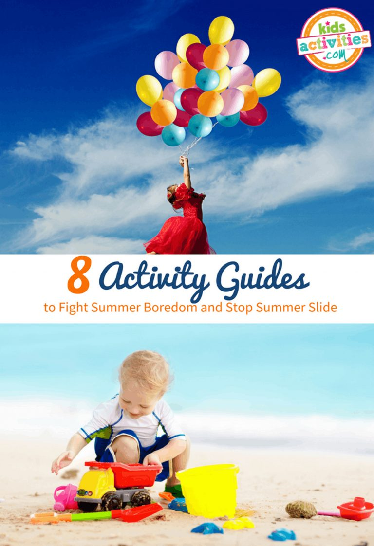 How to Keep Your Kids Busy All Summer Long