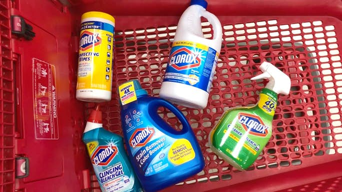 Clorox Cleaning Products