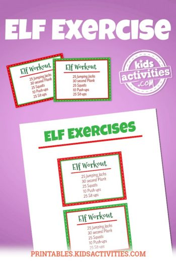 Elf Exercise