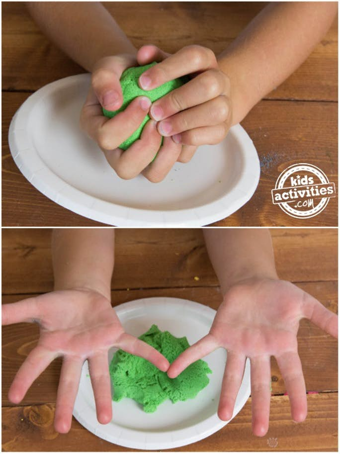 Kinetic Sand - First Place