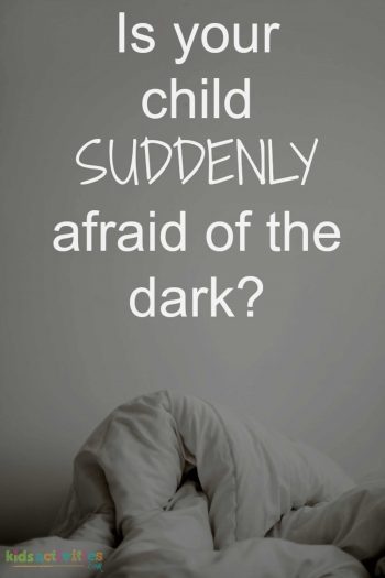 Scared Of Dark Bed