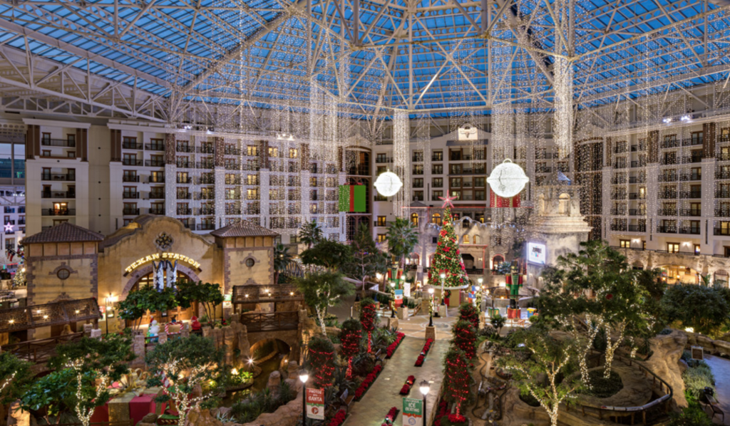 Gaylord Texan Christmas Decorations