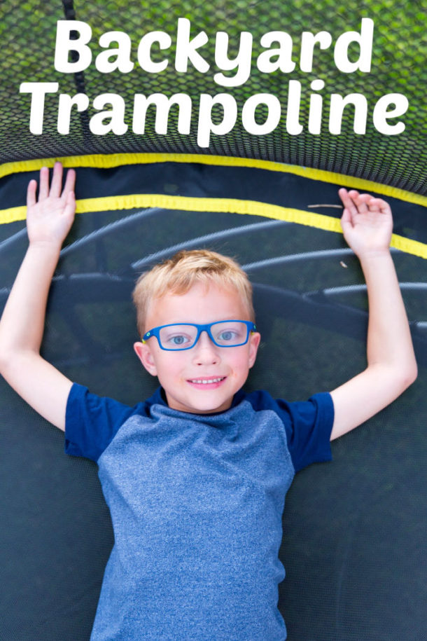 Spring Free Trampoline Review - Kids Activities Blog