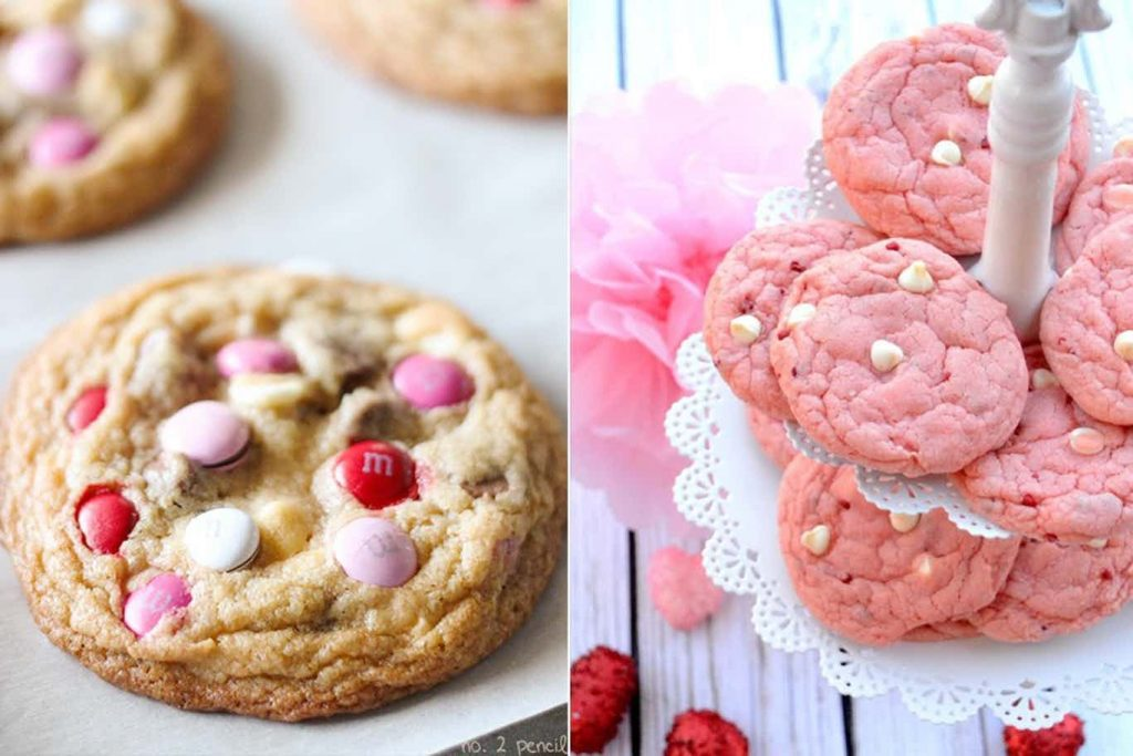 20 Festive Valentine's Day Cookies