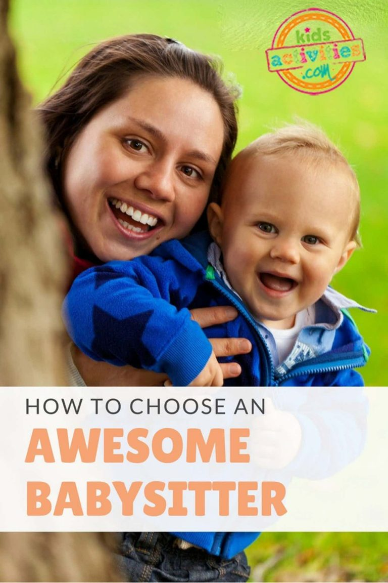 How To Choose An Awesome Babysitter