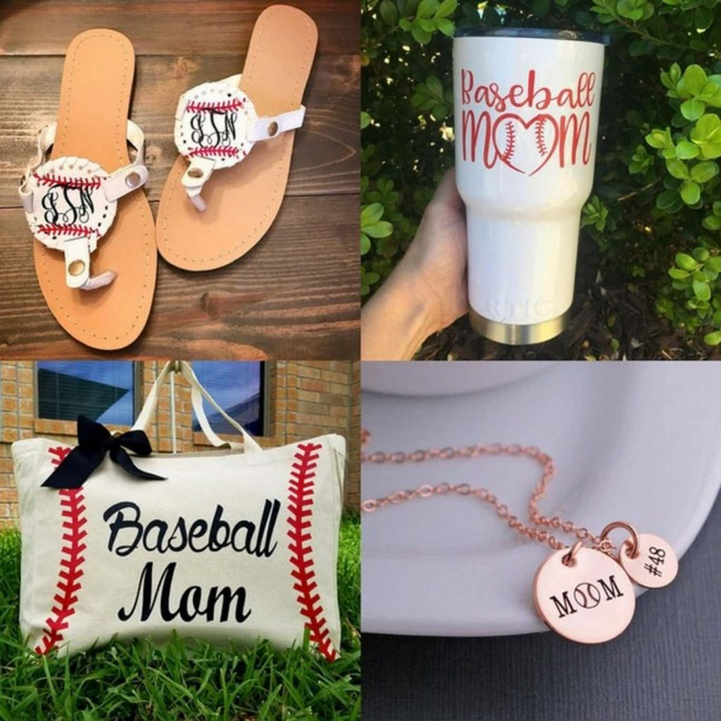 baseball mom needs - baseball accessories