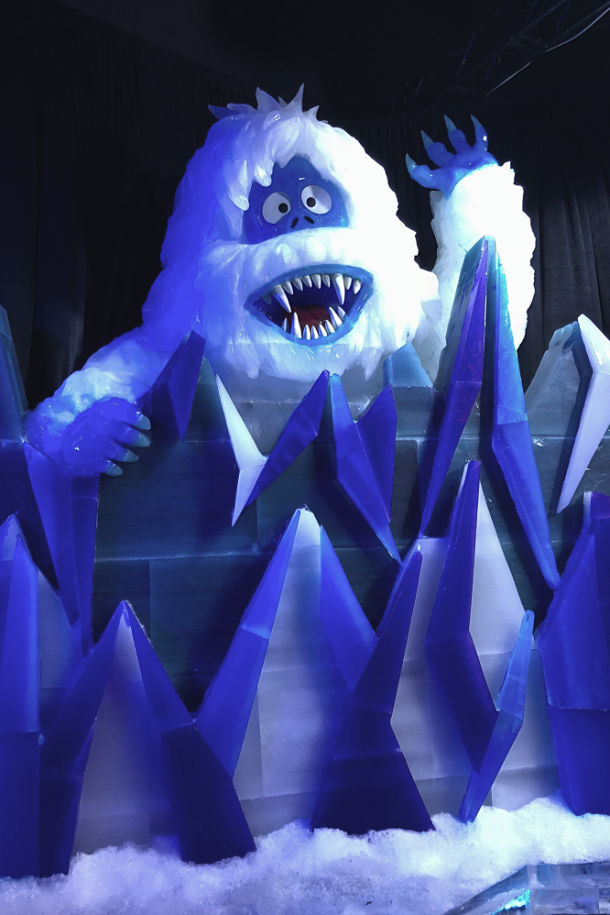 Ice Exhibit planned for 2020 at Gaylord Palms in Orlando