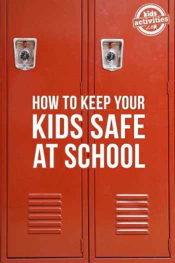 keep kids safe at school - how to