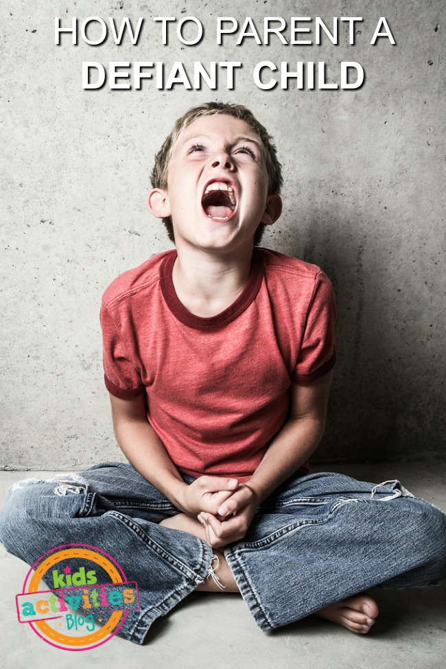 Why Defiant Kids are Actually the Best Thing Ever