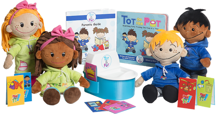 play based potty training