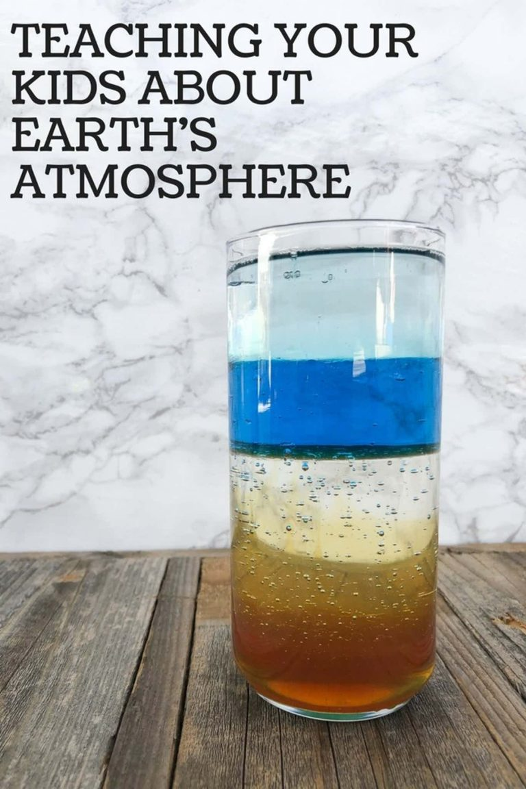 How to Teach Your Kids About Earth's Atmosphere