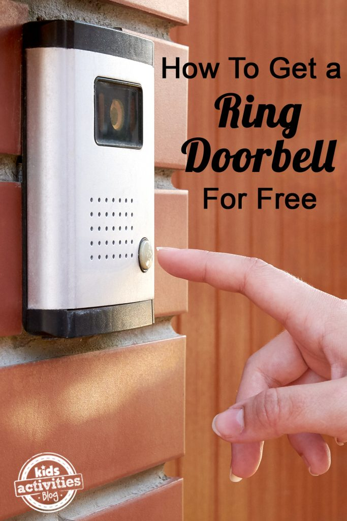 How To Get a Free Ring Doorbell