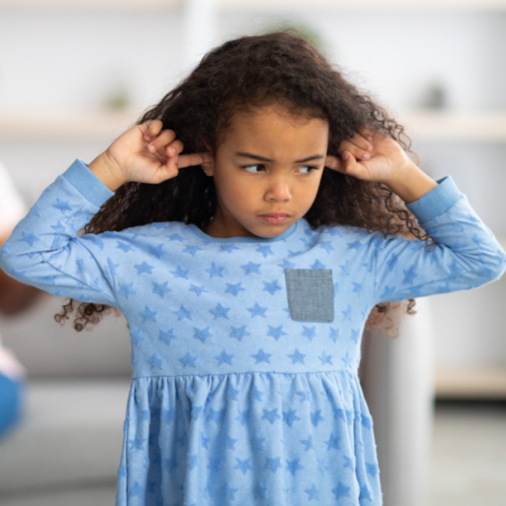 When your child does not listen to you - Kids Activities Blog