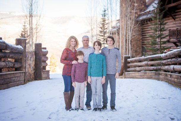 homer family photo colorado 2016