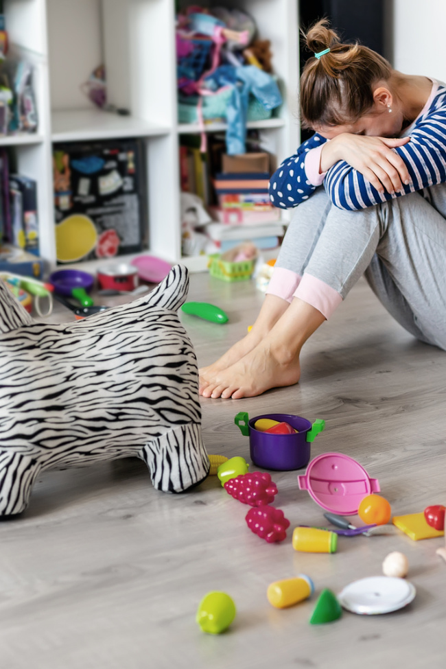 When Toys Take Over The House
