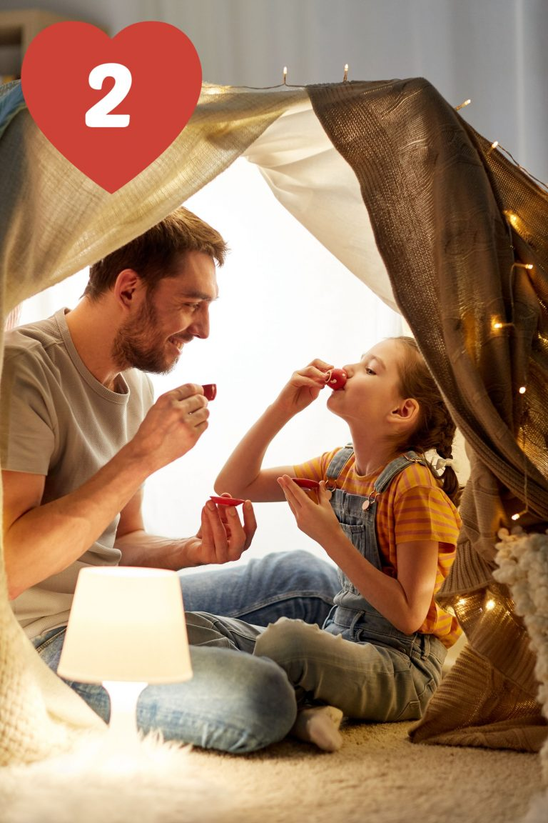 7 Ways to Show Your Kids That You Love Them