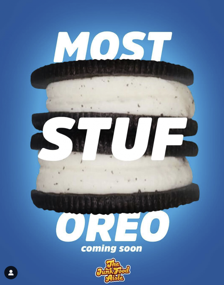 Most Stuf Oreos Are Here and All Our Oreo Dunkin' Dreams Are Coming True