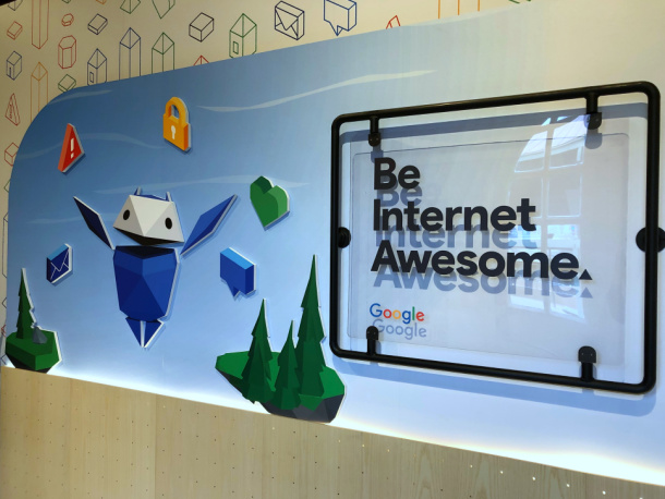 Be Internet Awesome Event by Google
