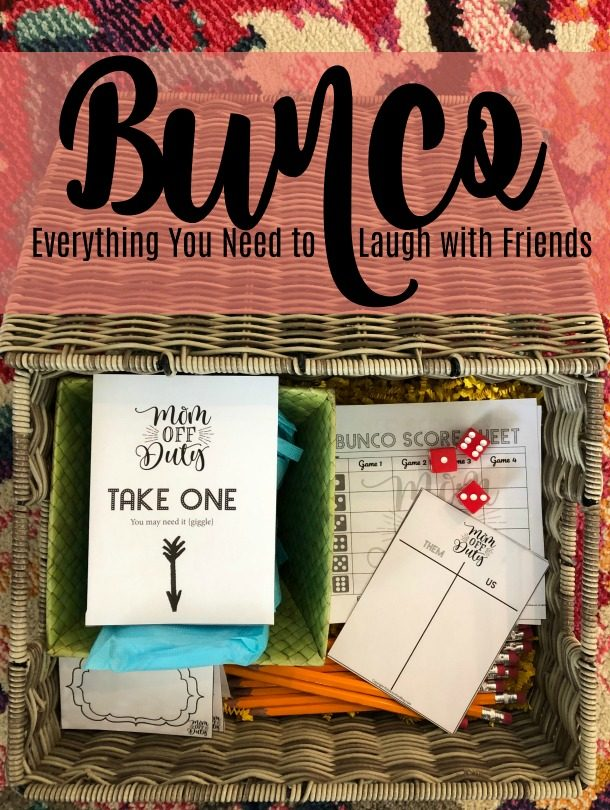 Bunco - Everything You Need to Laugh With Friends