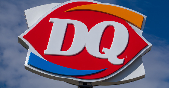 Dairy Queen is Selling Dreamsicle Dipped Cones and People Are Freaking Out