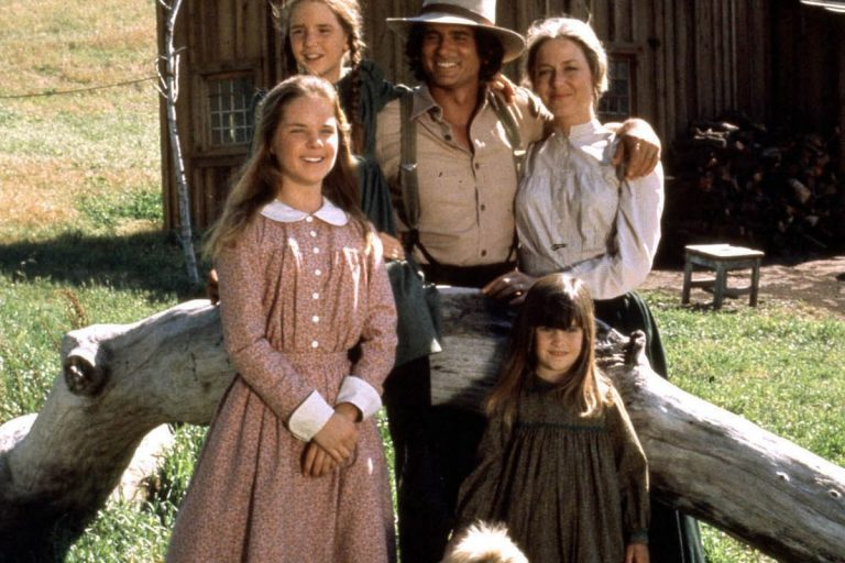 Get Ready to Call into Work Sick Because You Can Now Watch Every Season of Little House on the Prairie