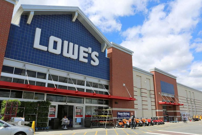 Here's How You Might Get $500 to Spend at Lowe's Today