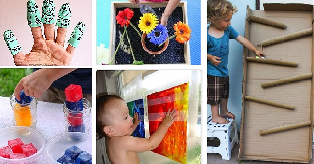Best Activities For 2 Year Olds