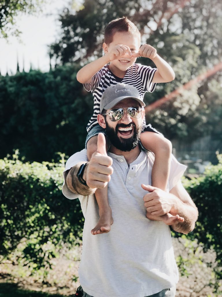 Experts Say Fathers Are Responsible For A Babies Vocabulary