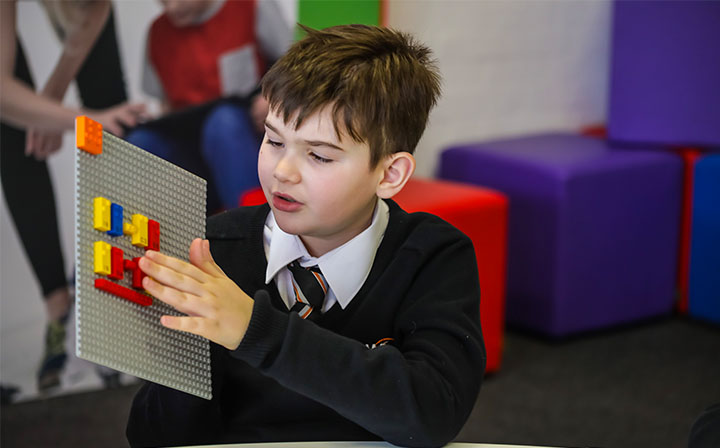 LEGO is Building Braille Bricks For Visually Impaired Kids