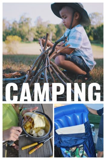 Camping Ideas for kids and families - Kids Activities Blog feature