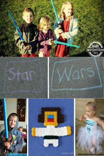 Star wars activities