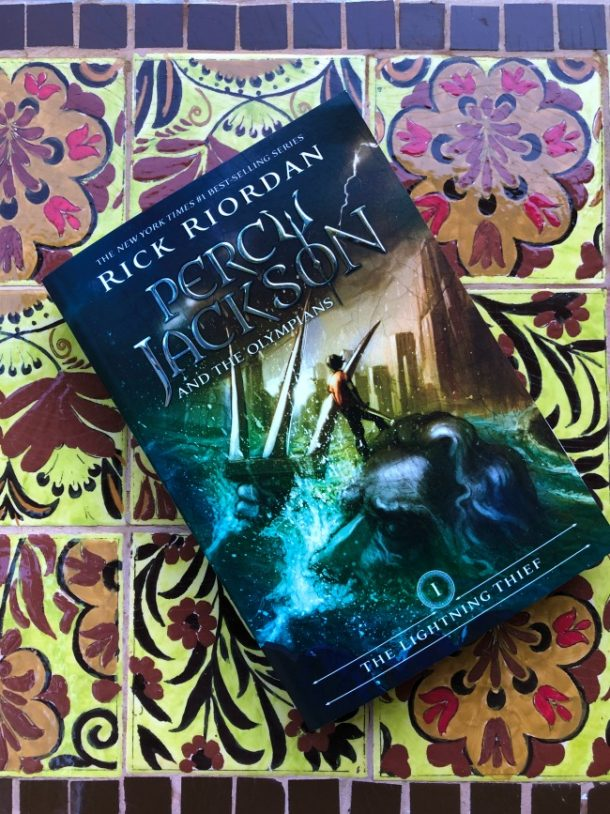 The Lightning Thief - Percy Jackson