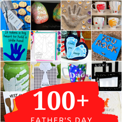 100+ fathers day crafts and activities for kids