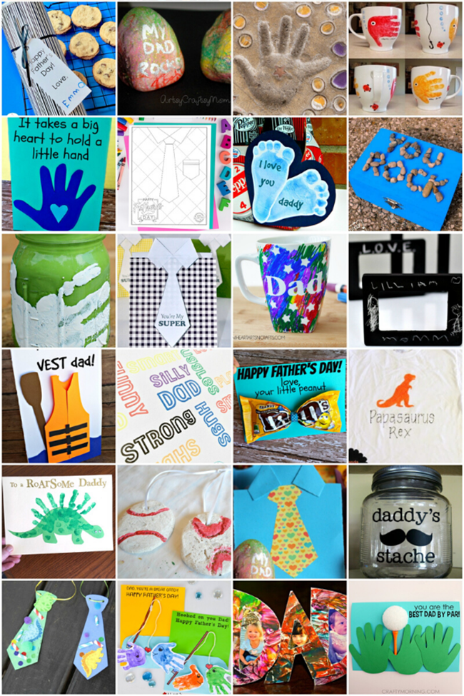 100 Amazing Fathers Day Crafts And Activities For Kids