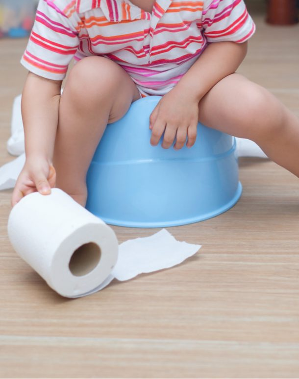 What Is Your Biggest Potty Training Tip?
