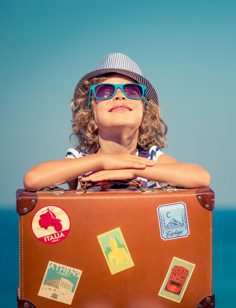 What Is Your Favorite Vacation You Have Taken With Your Kids?