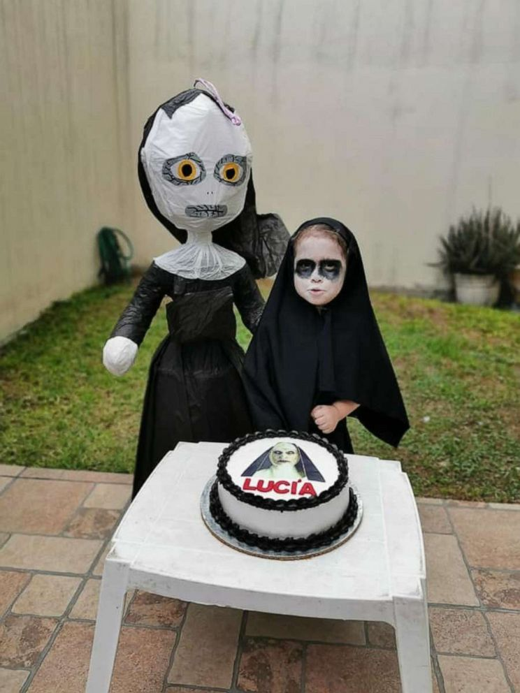 This 3-Year-Old Girl Asked For A Scary Nun-Themed Birthday Party, The Internet Loves It