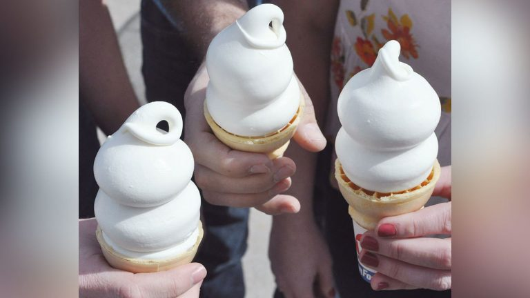 Dairy Queen Is Offering $1 Off Dipped Cones Today